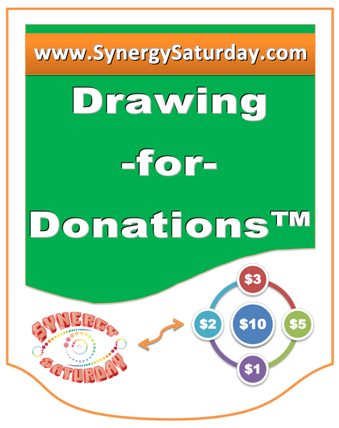 drawing for donations donor and sponsor rewards synergy saturday